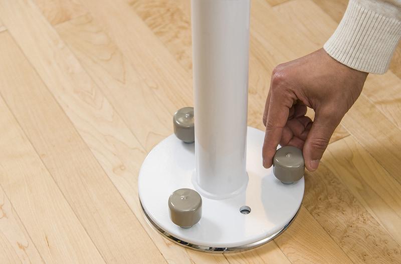 Advantage Rail Bariatric Pole