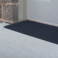 """TRANSITIONS Angled Entry Plate 8"""" - 12"""""""