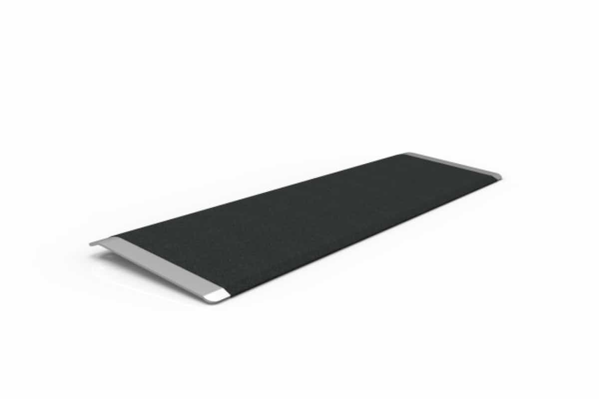 "TRANSITIONS Angled Entry Plate 8"" - 12"""