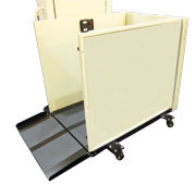 Portable Vertical Platform Lift