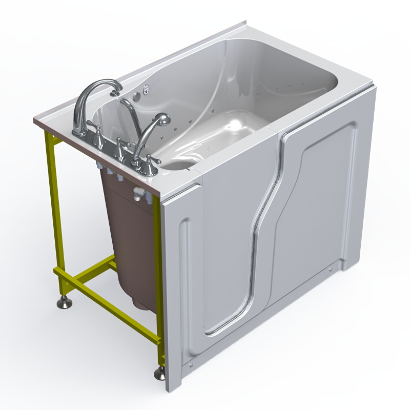Escape Plus Model 53″ x 32″ Walk-In Tub