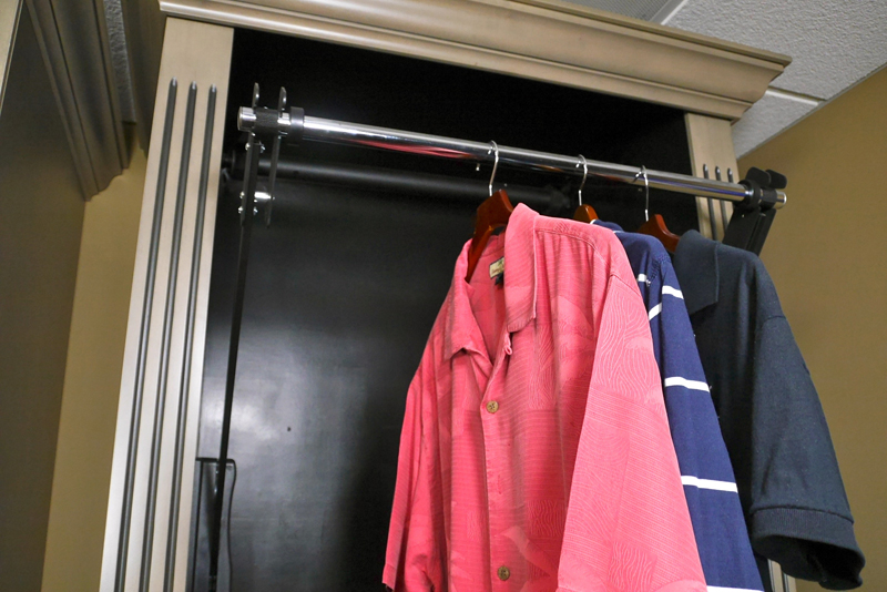 Automated Wardrobe Lift