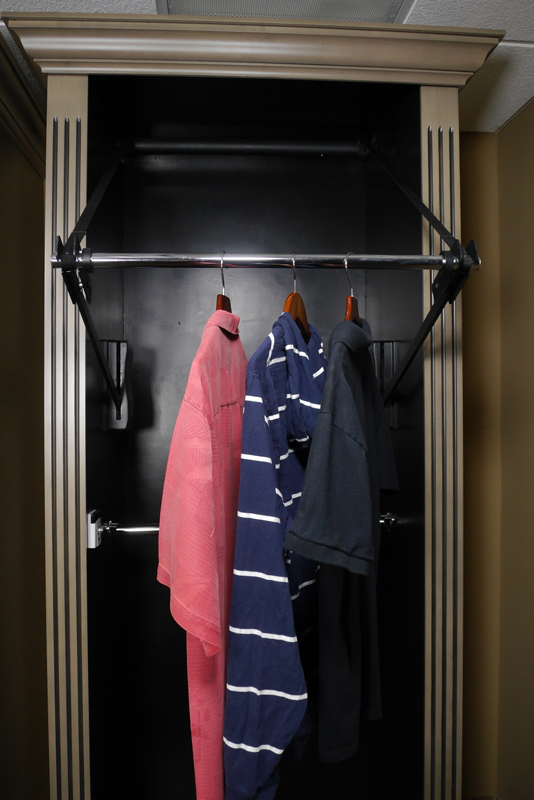 High Quality Automated Wardrobe Lift