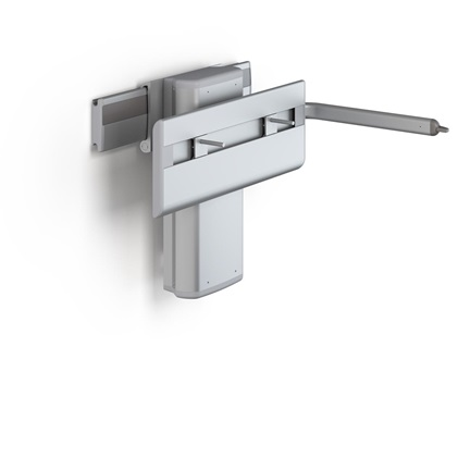 PLUS Wash Basin Bracket - Lever Ctrl
