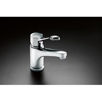 Tap w/Long Rotateable Spout