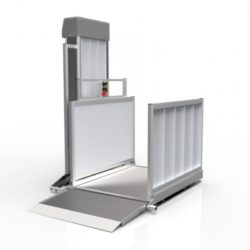 "PASSPORT Vertical Platform Lift 52"" - 72"""