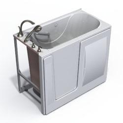 """Liberty 50"""" x 26″ Walk-In Tub"""