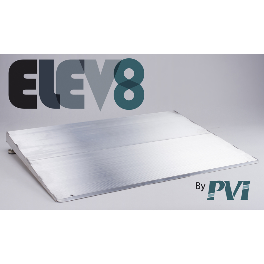 "Elev8 Threshold Aluminum Adjustable 1"" to 6"""