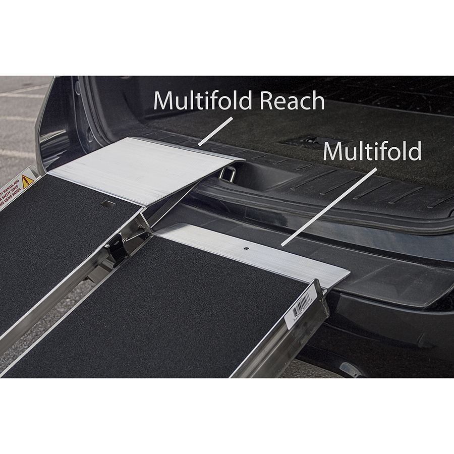 Mutifold Reach Ramp 6' to 10'