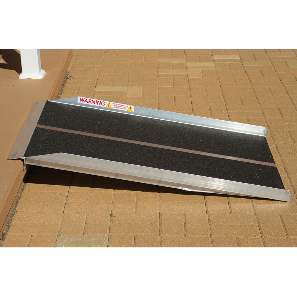 Non-Folding Ramp - Traction Tape - 3' to 5'