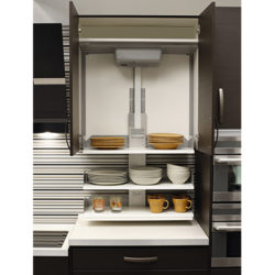 "Venti Shelving Lifts 12"" to 36"" - 12.2"" Depth"