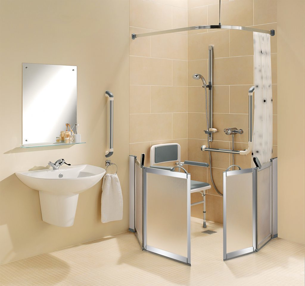 product solutions for your shower area that make your entire bathroom safe