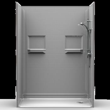 Barrier Free Shower 60 x 30